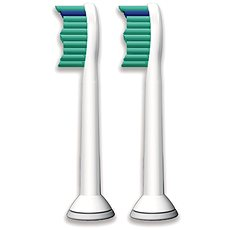 Philips Sonicare HX6012/07 ProResults Standard Cleaning Head, 2 Packs - Toothbrush Replacement Head