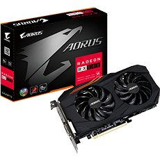 GIGABYTE RX 580 AORUS 8GB - Graphics Card