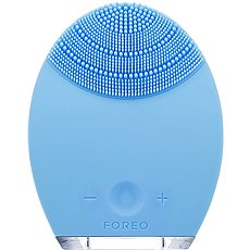 FOREO LUNA facial cleansing brush for Combination Skin - Cleaning Kit