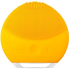 FOREO LUNA Mini 2 facial cleansing brush, Sunflower Yellow - Cleaning Kit