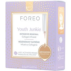 FOREO UFO - Active Youth Junkie Mask, 6 packs - Face mask
