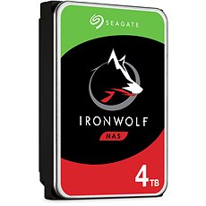 Seagate IronWolf 4TB - Hard Drive