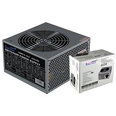 LC Power 600W 12-LC600H - PC Power Supply
