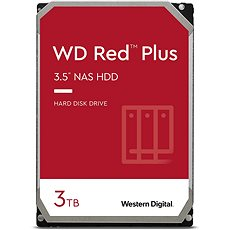 WD Red 3000 GB 64 megabytes cache - Hard Drive