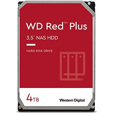 WD Red 4,000 GB 64 MB cache  - Hard Drive