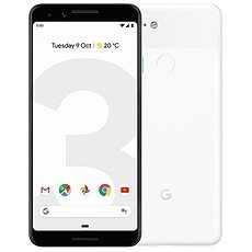 Google Pixel 3 64GB Clearly White - Mobile Phone
