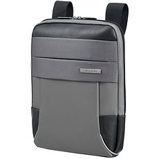 "Samsonite Spectrolite 2.0 FLAT TABL.CR-OVER L 9.7 ""Gray / Black - Tablet Bag"