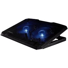 Hama Notebook Cooling Pad, black - Cooling Pad