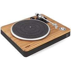 House of Marley Stir it up - black - Turntable