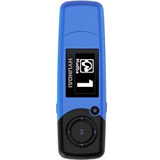 Hyundai MP 366 FMBL 4GB blue - MP3 Player