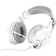 Trust GXT 322c Gaming Headset White camouflage - Gaming Headset