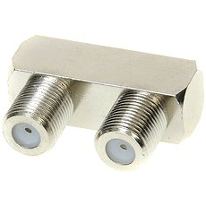 For F connectors - Coupler
