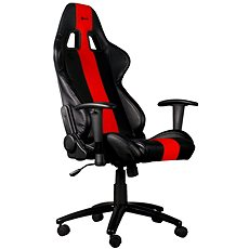 C-TECH PHOBOS Black & Red - Gaming Chair