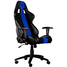 C-TECH PHOBOS black and blue - Gaming Chair