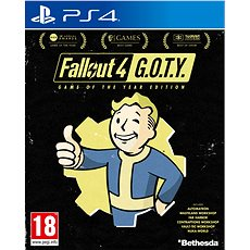 Fallout 4 GOTY - PS4 - Console Game