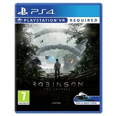 Robinson The Journey - PS4 VR - Console Game
