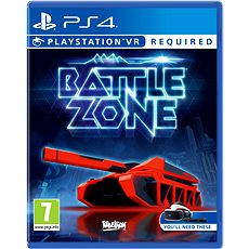 Battlezone - PS4 VR - Console Game