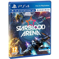 StarBlood Arena - PS4 VR - Console Game