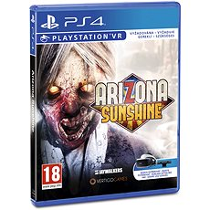 Arizona Sunshine - PS4 VR - Console Game