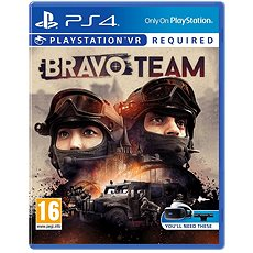 Bravo Team - PS4 VR - Console Game