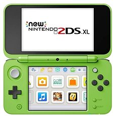 NEW Nintendo 2DS XL Minecraft - Creeper Edition - Game Console