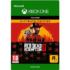 Red Dead Redemption 2 - Ultimate Edition  - Xbox One DIGITAL - Hra pro konzoli