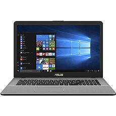 ASUS VivoBook Pro 17 N705FD-GC025R Star Grey Metal - Laptop