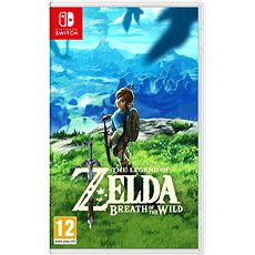 The Legend of Zelda: Breath of the Wild - Nintendo Switch - Console Game