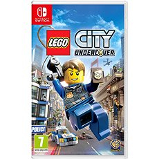 LEGO City: Undercover - Nintendo Switch - Console Game