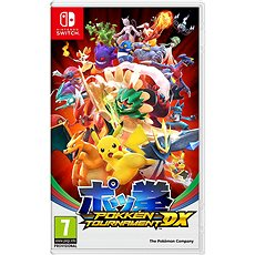 Pokkén Tournament DX - Nintendo Switch - Console Game