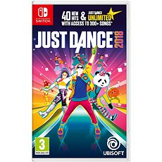 Just Dance 2018 - Nintendo Switch - Console Game