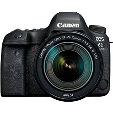 Canon EOS 6D Mark II  + 24-105mm F/3.5- 5.6 IS STM - DSLR Camera