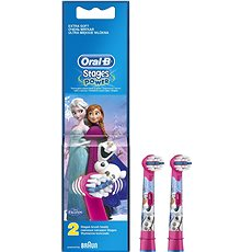Oral B EB10-2 Kids Frozen - Toothbrush Replacement Head