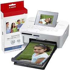 Canon SELPHY CP1000 White - Dye-sublimation Printer