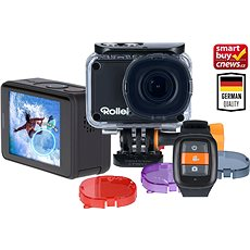 Rollei ActionCam 560 Touch Black - Digital Camcorder