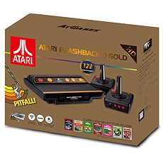 Retro Console HD Atari Flashback 8 Gold 2017 - Game Console
