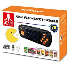 Retro console portable Atari Flashback 2017 - Game Console