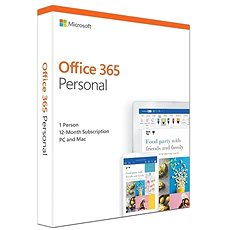 Microsoft Office 365 Personal ENG (BOX) - Office