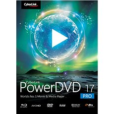 Cyberlink PowerDVD 17 Pro (Electronic License) - Electronic license
