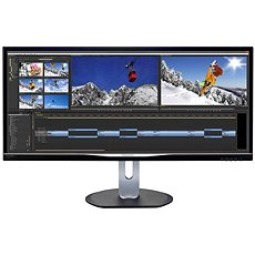 "34"" Philips BDM3470UP - LCD monitor"