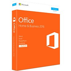 Microsoft Office 2016 Home and Business ENG - Office Pack