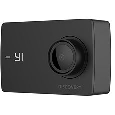 Yi Discovery Action Black - Digital Camcorder