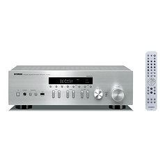 YAMAHA R-N402 (D) Silver - Stereo Receiver