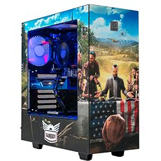 Alza GameBox Ryzen 5 Far Cry 5 Edition - Gaming PC