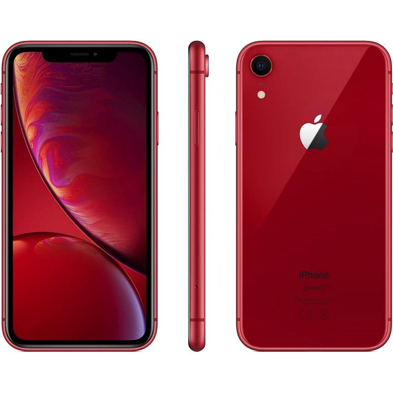 iPhone Xr 64GB Red - Mobile Phone