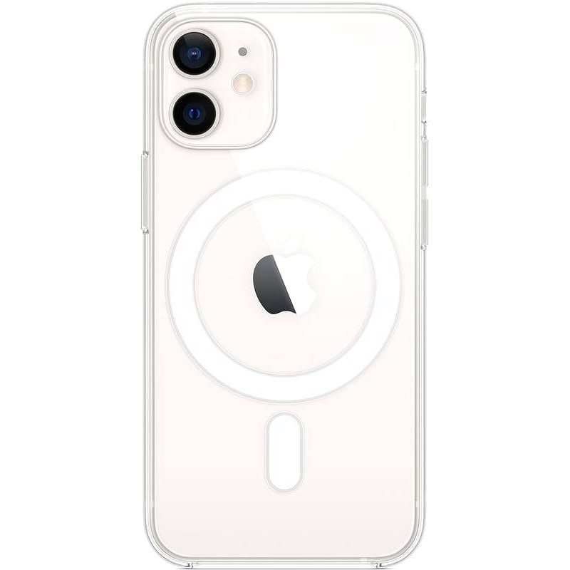 Apple iPhone 12 Mini Transparent Cover with MagSafe - Mobile Case