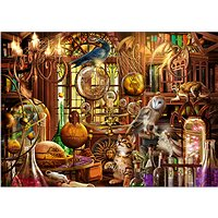 Ravensburger 152926 Gallery of Learning 1000 Piece Jigsaw Puzzle