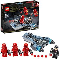 LEGO® STAR WARS™ NEU FIRST ORDER TRANSPORT SPEEDER BATTLE PACK 75166