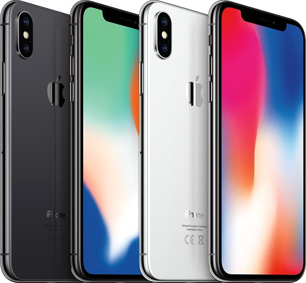 iPhone X - Mobile Phone