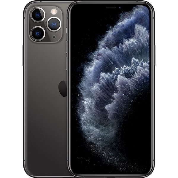 iPhone 11 Pro 512GB Space Grey - Mobile Phone